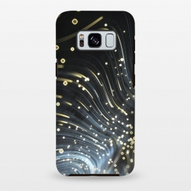 Galaxy S8 plus  Tech Pattern by