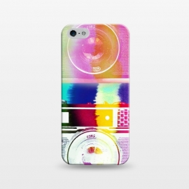iPhone 5/5E/5s  Colorful vintage cameras by