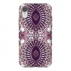 iPhone Xr  Ethnic lace and embroidery mandalas by