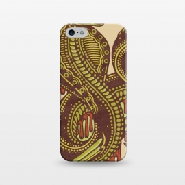 iPhone 5/5E/5s  Snake by