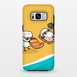 Galaxy S8 plus  Sushi Beach by