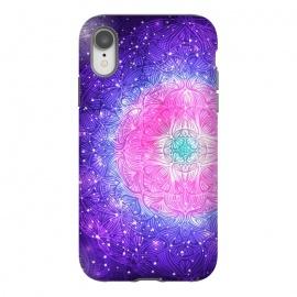 iPhone Xr  Galaxy Mandala 002 by