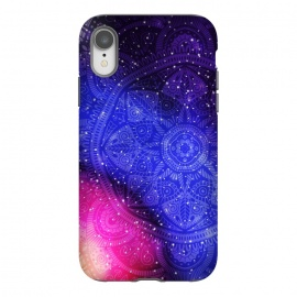 iPhone Xr  Galaxy Mandala 003 by