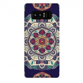 Galaxy Note 8  Colorful Mandala 007 by