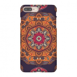 iPhone 8/7 plus  Colorful Mandala 008 by