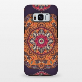 Galaxy S8 plus  Colorful Mandala 008 by