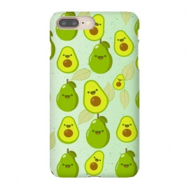 iPhone 8/7 plus  avocado love pattern by