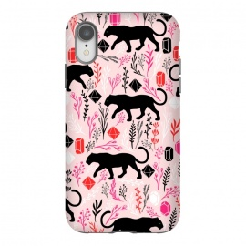 iPhone Xr  Cute Panther by