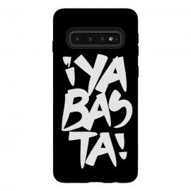 Ya Basta by Majoih (stop, ya basta, basta, enough, strength, motivation, motivational, inspiration, inpirational, positivity, positive, independent, suport, enough is enough, statement, message, stand up, resist, slogan, empowering, empowerment, spanish, feminism, feminist, girl power, equality, rights, awake)
