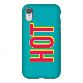 iPhone Xr  Hot III by  (hot,sexy,sexy girl,sexy guy,have fun,party all the time,fresh and cool,beach,minimalist,typographic design,text artwork,topmodel,gender,feel free,street)