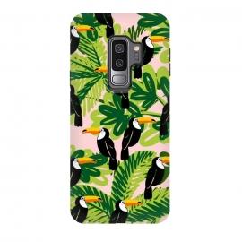 Galaxy S9 plus  Cute Toucan by
