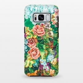 Galaxy S8 plus  Vintage Garden by