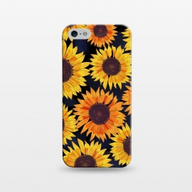 iPhone 5/5E/5s  Sunflowers 2 by  (sunflowers,sunflower,floral,flower,summer)