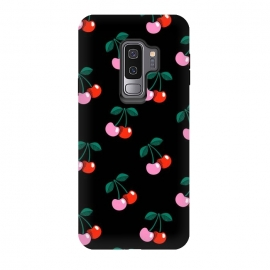 Galaxy S9 plus  Cherries by  (cherries,cherry,fruit)
