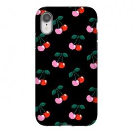 iPhone Xr  Cherries by  (cherries,cherry,fruit)