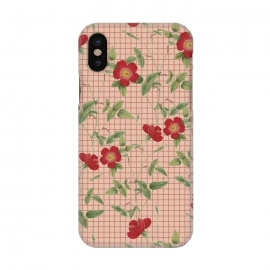 iPhone X  Red Roses by