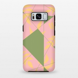 Galaxy S8 plus  Cute leaves by