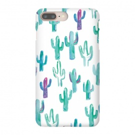 Mint cacti by Laura Irwin
