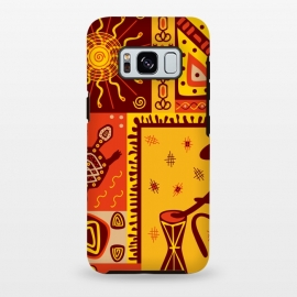 Galaxy S8 plus  TRIBAL PATTERN 2 by