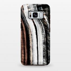 Galaxy S8 plus  Minimal tribal brushstrokes by