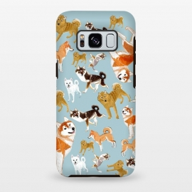 Galaxy S8 plus  Japanese dog breeds by