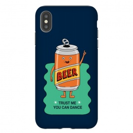 iPhone Xs Max  Beer you can dance by