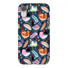 iPhone Xr  Trendy Chickens  by