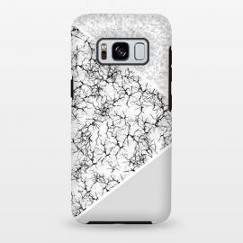 Galaxy S8 plus  White gray by