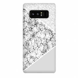 Galaxy Note 8  White gray by