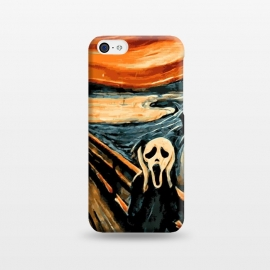 iPhone 5C  The Scream by Mitxel Gonzalez ()