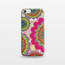 iPhone 5C  Funky by Shelly Bremmer