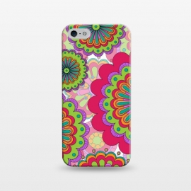 iPhone 5/5E/5s  Funky by Shelly Bremmer