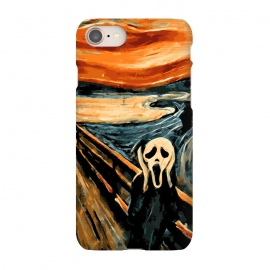 iPhone 7  The Scream by Mitxel Gonzalez ()