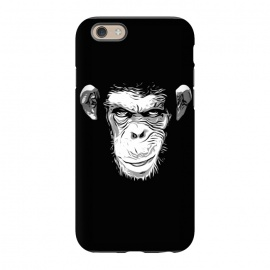 iPhone 6/6s  Evil Monkey by Nicklas Gustafsson (monkey,ape,chimp,chimpanzee,animal,evil,grin,illustration)