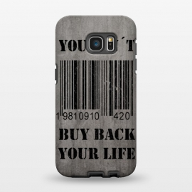 Galaxy S7 EDGE  You can't buy back your life by Nicklas Gustafsson