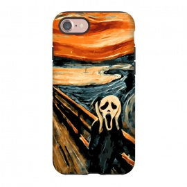 iPhone 8/7  The Scream by Mitxel Gonzalez ()