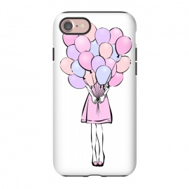 iPhone 8/7  Balloon Girl  by Martina