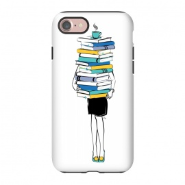 iPhone 8/7  Book Worm by Martina