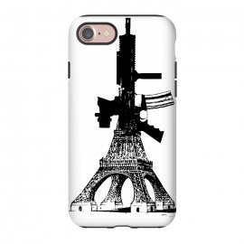 iPhone 8/7  Eiffel Power by Brandon Combs ()