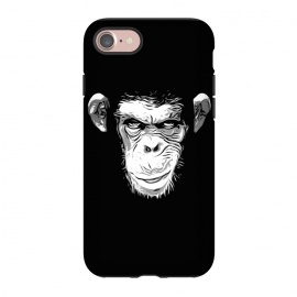 iPhone 8/7  Evil Monkey by Nicklas Gustafsson (monkey,ape,chimp,chimpanzee,animal,evil,grin,illustration)