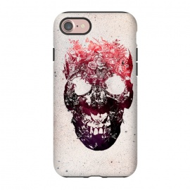 iPhone 8/7  Floral Skull by Ali Gulec ()