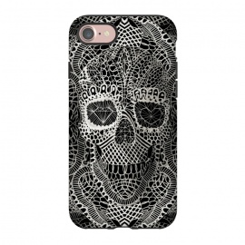 iPhone 8/7  Lace Skull by Ali Gulec ()