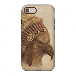 iPhone 8/7  Eagle Chief by Terry Fan ()