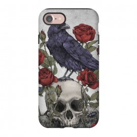 iPhone 8/7  Memento Mori by Terry Fan ()