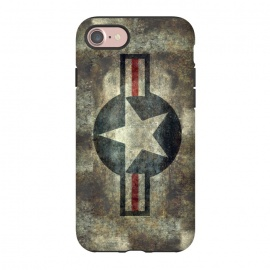 iPhone 8/7  Airforce Roundel Retro by Bruce Stanfield ()