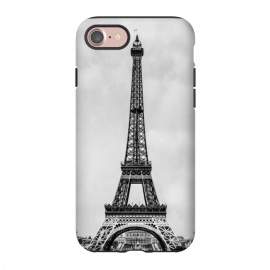 iPhone 8/7  Tour Eiffel Retro by Bruce Stanfield ()
