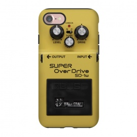 iPhone 8/7  CASE SUPER OVERDRIVE by Diego Tirigall ()