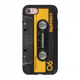 iPhone 8/7  CASSETTE YELLOW by Diego Tirigall ()