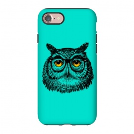 iPhone 8/7  Intellectuowl by Mitxel Gonzalez