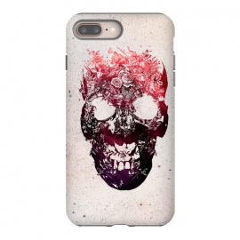 iPhone 8/7 plus  Floral Skull by Ali Gulec ()